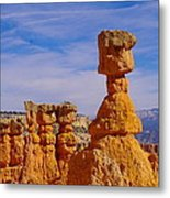 Looking Over Sunset Point  Metal Print