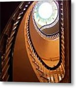 Looking Up Metal Print by Jacqui Thomas