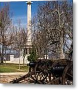 Lookout Mountain Peace Monument 2 Metal Print