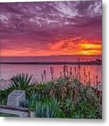 Lookout Point Metal Print