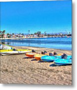 Looks And Feels Like Summer Metal Print
