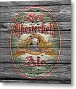 Lord Chesterfield Ale Metal Print