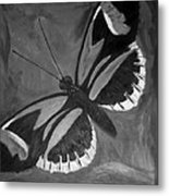 Lord Of The Butterfly Metal Print