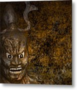 Lord Of The Netherworld Metal Print