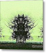 Lord Of The Trees Metal Print