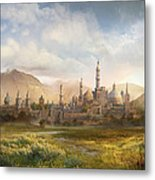 Lordaeron Metal Print by Philip Straub