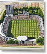 Lords Cricket Ground Metal Print