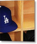 Los Angeles Dodgers V Arizona Metal Print