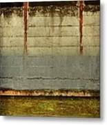 Lost And Empty Metal Print