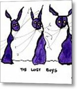 Lost Boys Metal Print
