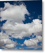 Lost In The Clouds Metal Print