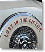 Lost In The Fifties Metal Print