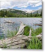 Lost Lake Colorado II Metal Print
