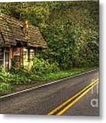 Lost Opportunity Great Smokey Mountains Metal Print
