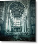 Lost Religion Metal Print