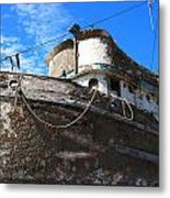Lost Ship Metal Print