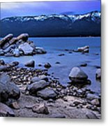 Lots Of Rocks Metal Print