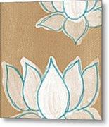 Lotus Serenity Metal Print