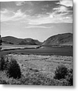 lough beagh glenveagh national park county Donegal Republic of Ireland Metal Print