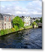 Lough Corrib Galway City Ireland Metal Print