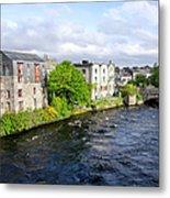 Lough Corrib Galway City Ireland Metal Print