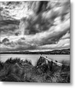 Lough Foyle View Metal Print