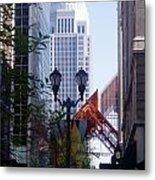 Louisville Buildings 2 Metal Print