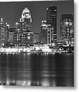 Louisville Kentucky Metal Print