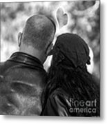 Love Actually Metal Print