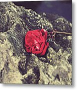 Love And Hard Times Metal Print by Laurie Search
