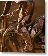 Love Enduro Metal Print