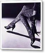Love Great Legs Metal Print