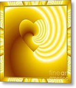 Love In Disguise You Are My Sunshine Metal Print