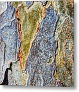 Love In The Abstract  Metal Print