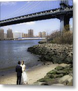 Love In The Afternoon - Dumbo Metal Print