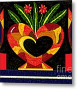 Love Of Decorating Metal Print