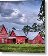 Love The Barns At Windsor Castle Metal Print