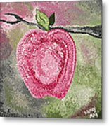 Love To Bloom - Winchester Series Metal Print