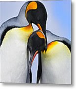 Love Metal Print by Tony Beck