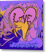 Love Triumphant Metal Print by Kenneth James