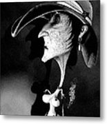 Lovely Whore Metal Print