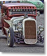 Low And Fast Metal Print