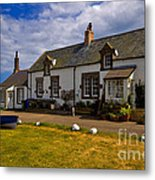 Low Newton By The Sea Metal Print