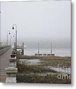 Lowcountry Waters Metal Print
