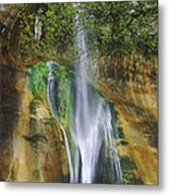 Lower Calf Creek Falls Escalante Grand Staircase National Monument Utah Metal Print