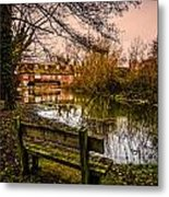Lower Denford Hungerford Metal Print