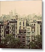 Lower East Side Metal Print