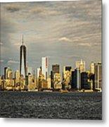 Lower Manhattan 1 Metal Print