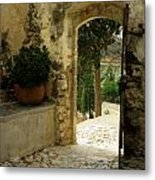 Lower Preveli Monastery Crete 3 Metal Print