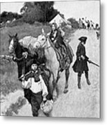 Loyalists To Canada Metal Print